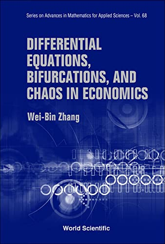 9789812563330: Differential Equations, Bifurcations and Chaos in
