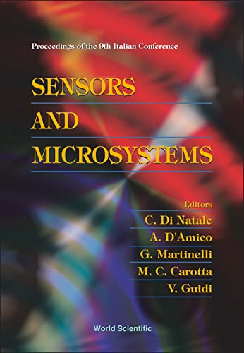 9789812563866: Sensors And Microsystems - Proceedings of the 9th Italian Conference