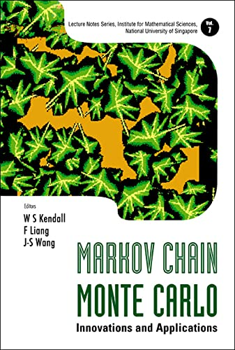 9789812564276: Markov Chain Monte Carlo: Innovations And Applications (Lecture Notes Series, Institute for Mathematical Sciences, N)