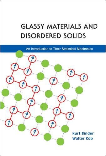 9789812565105: Glassy Materials and Disordered Solids: An Introduction to Their Statistical Mechanics