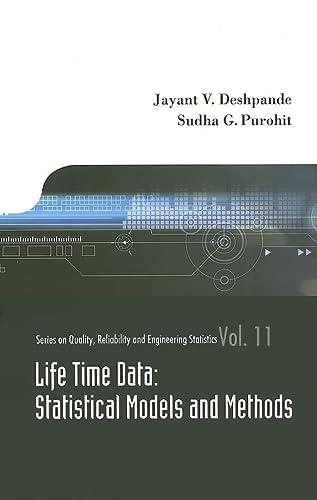 Lifetime Data: Statistical Models and Methods (Quality,: Deshpande, Jayant V.;