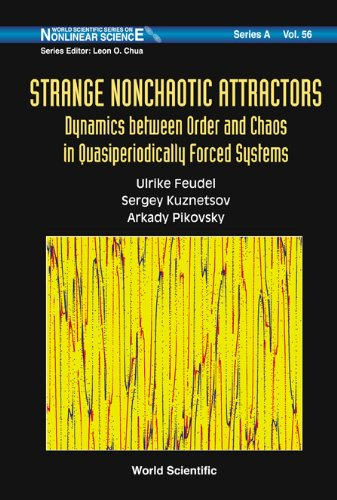 Strange Nonchaotic Attractors: Dynamics Between Order And Chaos in Quasiperiodically Forced Systems...
