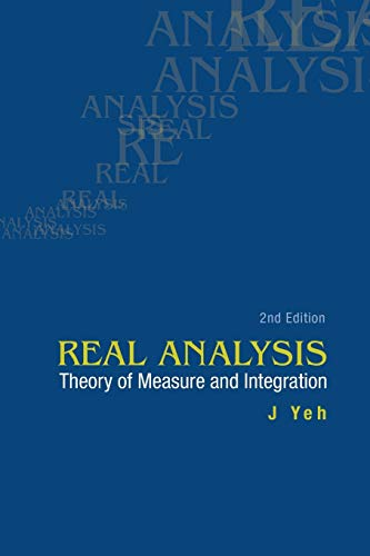 9789812566546: Real Analysis: Theory Of Measure And Integration (2Nd Edition)