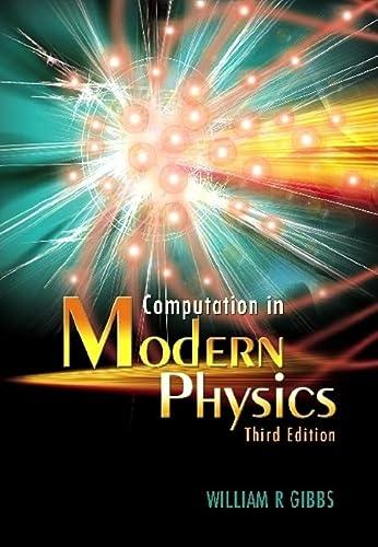 9789812567994: Computation in Modern Physics