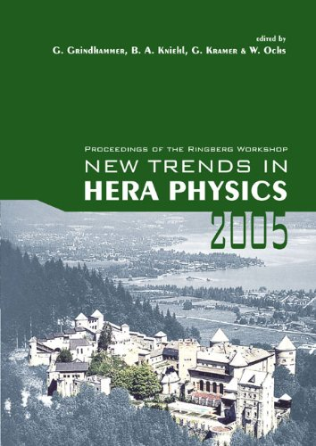 9789812568168: New Trends in Hera Physics 2005 - Proceedings of the Ringberg Workshop