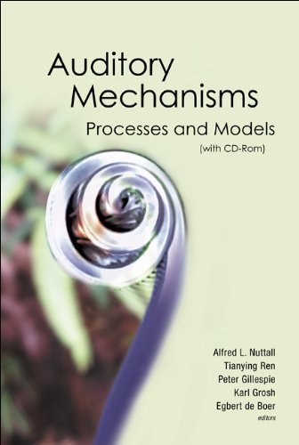 Auditory Mechanisms: Processes And Models - Proceedings Of The Ninth International Symposium (With ...