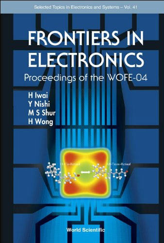9789812568847: Frontiers in Electronics (Selected Topics in Electronics and Systems)