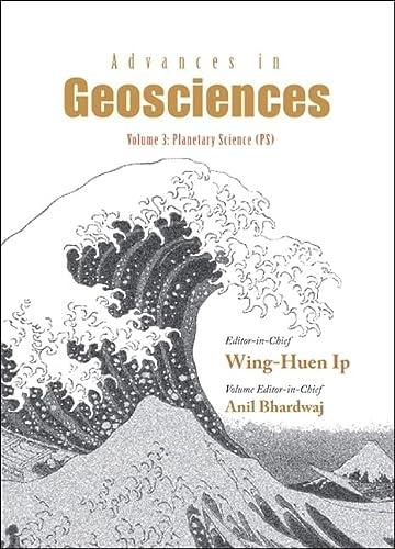 Advances in Geosciences: Planetary Science (PS): Editor-Anil Bhardwaj