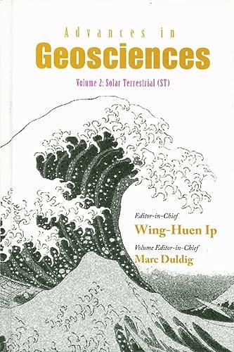 9789812569844: Advances In Geosciences - Volume 2: Solar Terrestrial (St)