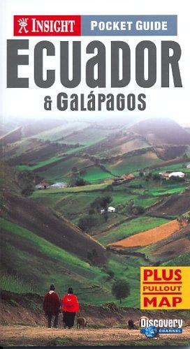Insight Pocket Guide Ecuador & Galapagos: Frost, Peter