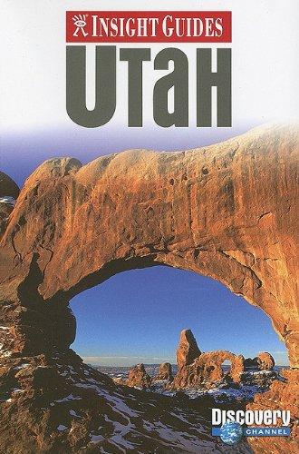 9789812581426: Utah (Insight Guides)