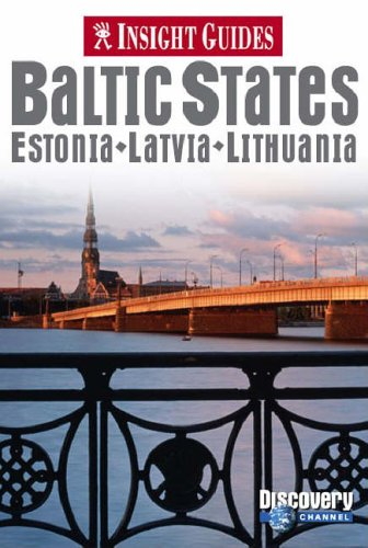 9789812581570: Baltic States Insight Guide (Insight Guides)