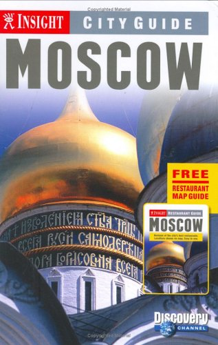 9789812582447: Moscow (Insight City Guides)