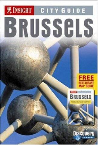 Brussels Insight City Guide (Insight City Guides)
