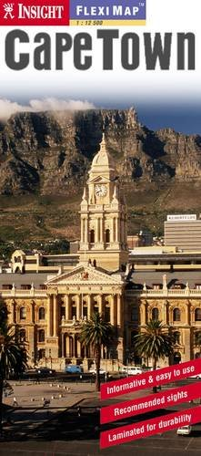 Cape Town Insight Fleximap (Fleximaps): Insight Guides