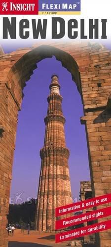 9789812582744: New Delhi (Fleximaps)