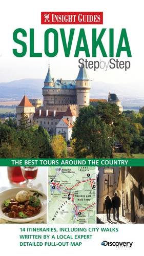 9789812583253: Insight Guides: Slovakia Step By Step (Insight Step by Step)