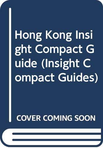 9789812583284: Hong Kong Insight Compact Guide (Insight Compact Guides)