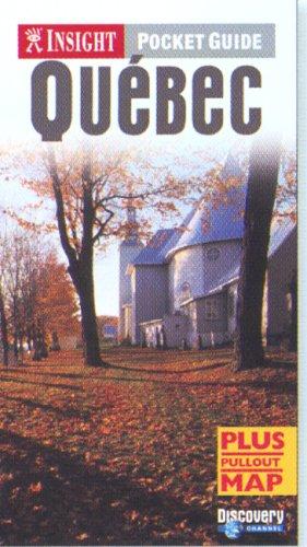 9789812583475: Insight Pocket Guide Quebec (Insight Pocket Guides)