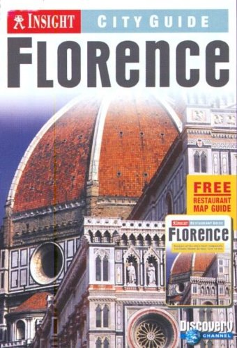 Insight City Guide Florence (Insight City Guide Florence & Siena)