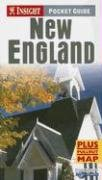 Insight Pocket Guide New England (Insight Pocket Guides New England): Bill Scheller