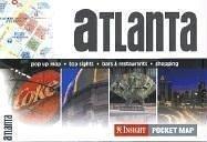 9789812585288: Atlanta Insight Pocket Map (Insight Maps)
