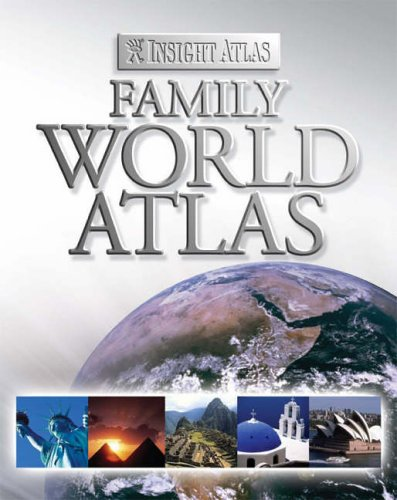 9789812585509: Insight Family World Atlas (Insight Atlases)