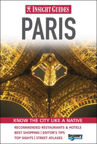 9789812586223: Insight Guides Paris (City Guide)