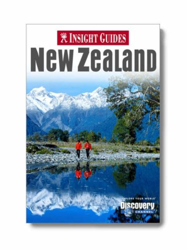 9789812586667: Insight Guide New Zealand