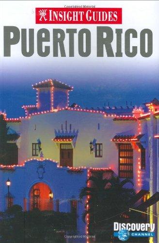 9789812586797: Insight Guide Puerto Rico