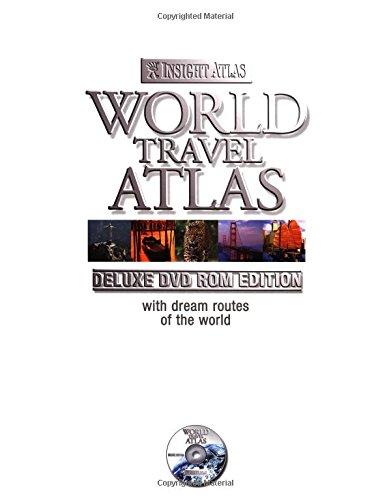 9789812586940: Insight Deluxe World Travel Atlas (Insight World Atlases)
