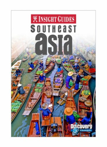 9789812587091: Southeast Asia Insight Guide (Insight Guides)