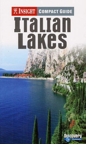 9789812587909: Italian Lakes Insight Compact Guide (Insight Compact Guides)
