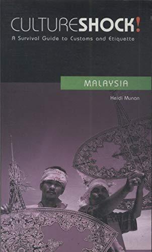 9789812611291: Malaysia (Culture Shock!)
