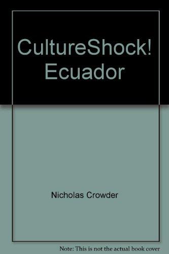 9789812612564: CultureShock! Ecuador