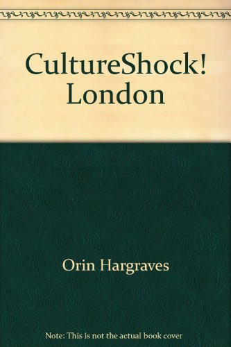 9789812612595: London (CultureShock)