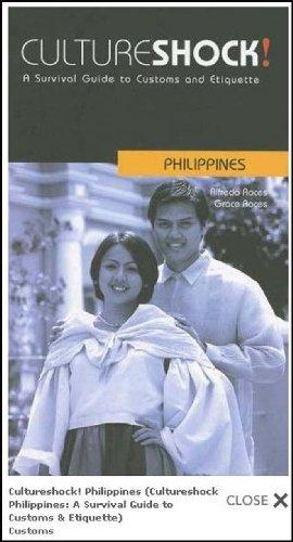 9789812612632: CultureShock! Philippines