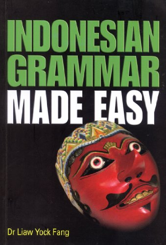 9789812614513: Indonesian Grammar Made Easy