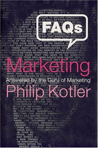 9789812618054: FAQs on Marketing: Answered by the Guru of Marketing