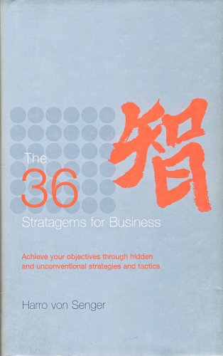 9789812618146: 36 Stratagems for Business Pearson