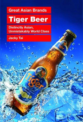 9789812618450: Great Asian Brands: Tiger Beer