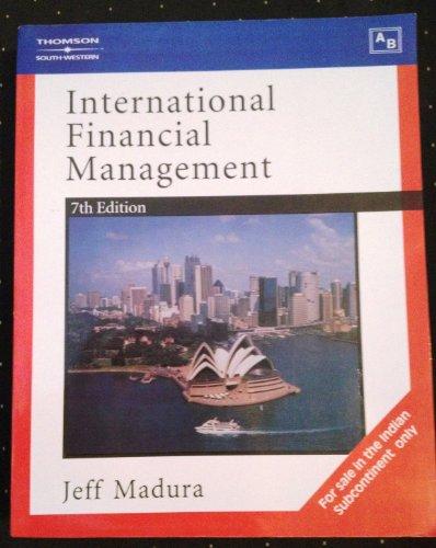 9789812652348: International Financial Management