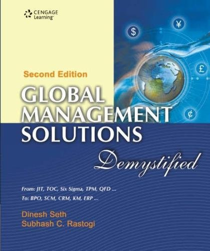 9789812654380: Global Management Solutions - Demystified