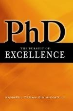 9789812656162: PhD : The Pursuit of Excellence