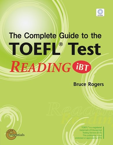 9781424099399: the complete guide to the toefl test ibt edition +.