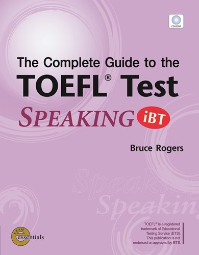 9789812659873: The Complete Guide to the TOEFL Test