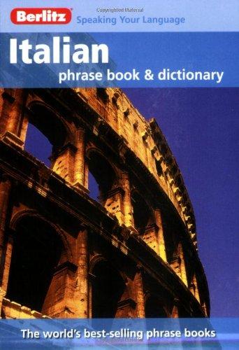 9789812680310: Italian Phrase Book