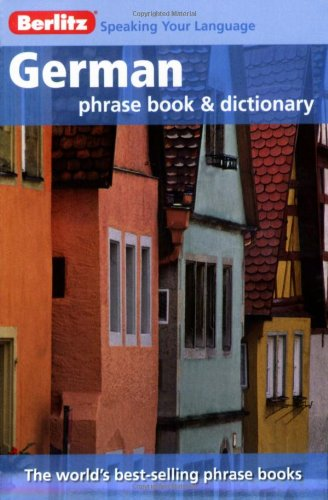 9789812680327: German Phrase Book & Dictionary (Berlitz Phrase Book & Dictionary: Vietnamese)