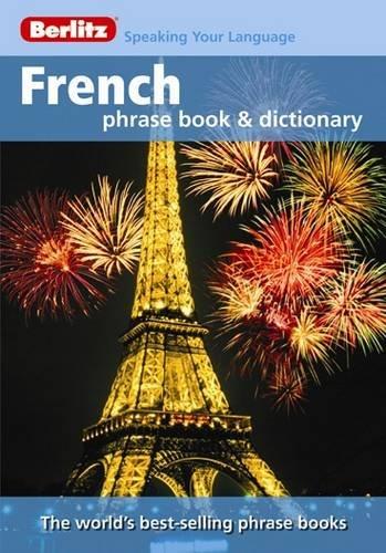 French Berlitz Phrase Book (Berlitz Phrase Books): Collectif