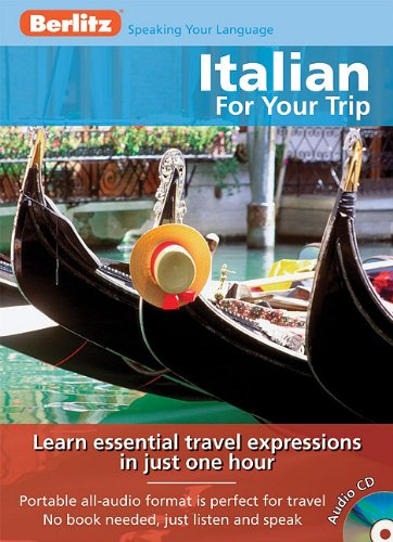 9789812680464: Italian for Your Trip (English and Italian Edition)